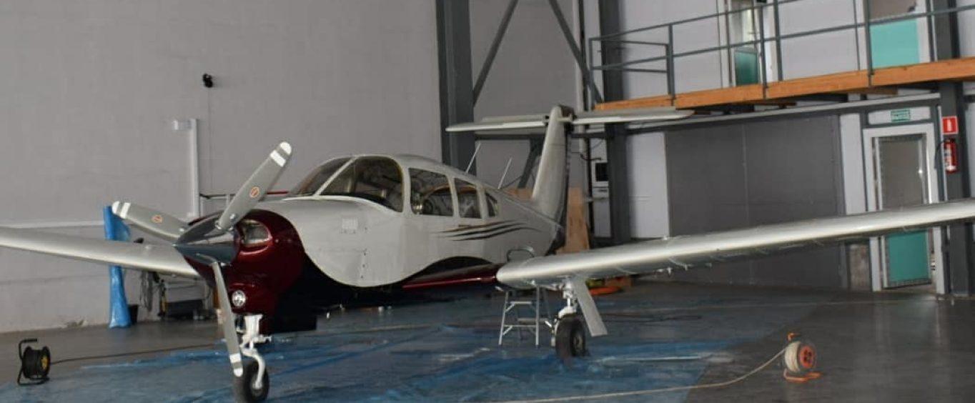 Восстановление самолета