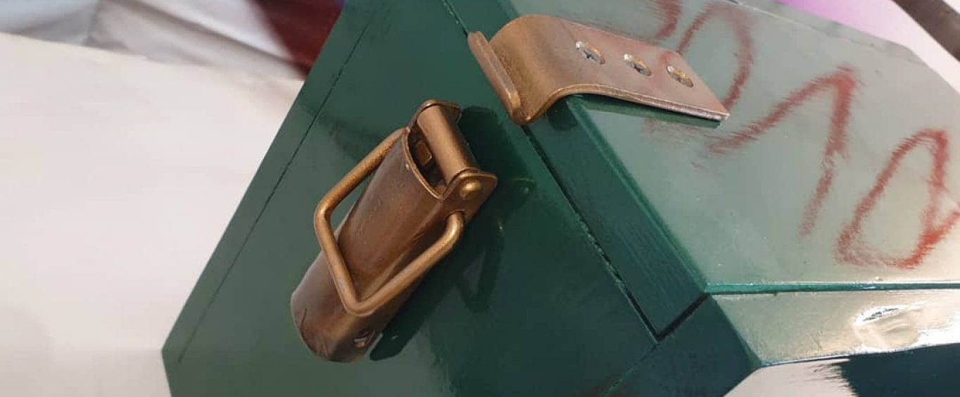 Ящик Jameson