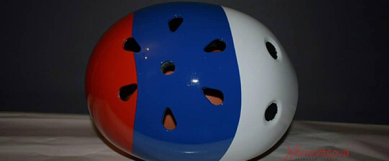 Лыжный шлем